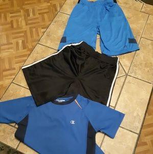 🏃♂️boy's athletic wear bundle size 10/12🏃♂️